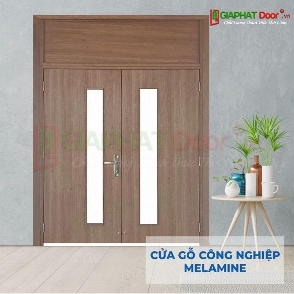 Cửa gỗ công nghiệp MDF Melamine P2G2