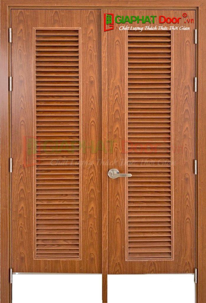 Cửa gỗ công nghiệp MDF Melamine P2G2(1)