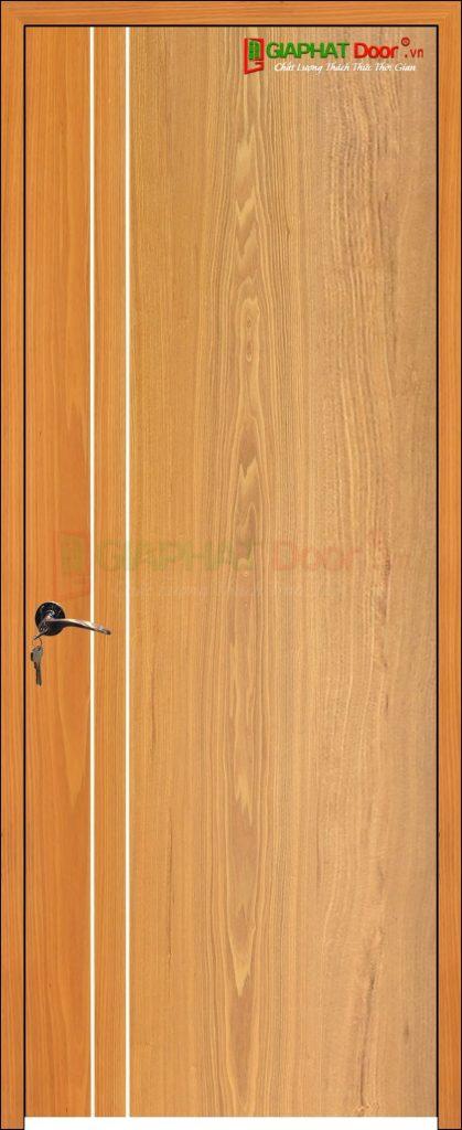 Cửa gỗ cao cấp MDF Veneer P1R2 soi (4)