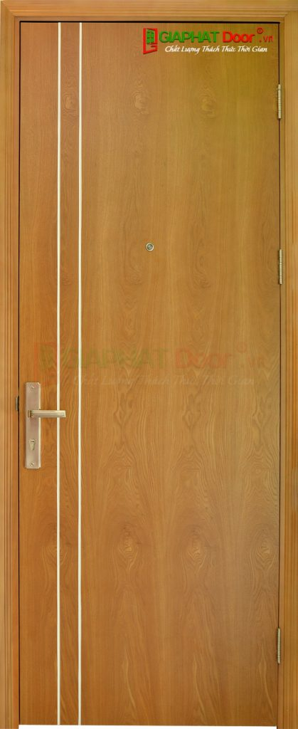 Cửa gỗ công nghiệp MDF Veneer P1R2