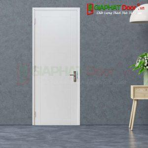 Cửa gỗ cao cấp PVC MDF Veneer P1R8-C1
