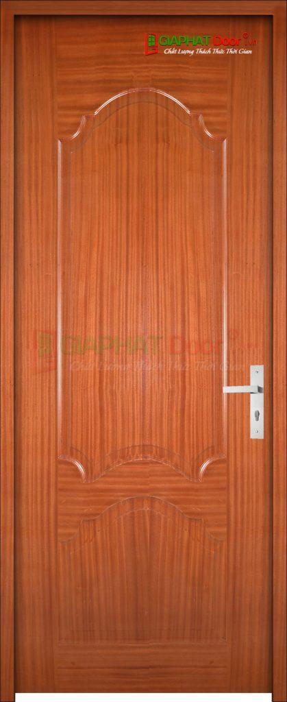 Cửa Gỗ Cao Cấp Khách Sạn HDF Veneer 2A xoan dao (lum)