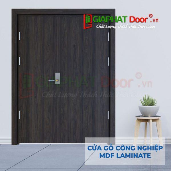 Cửa gỗ công nghiệp MDF Laminate 2P11