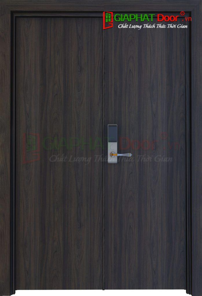 Cửa gỗ công nghiệp MDF Laminate 2P11s