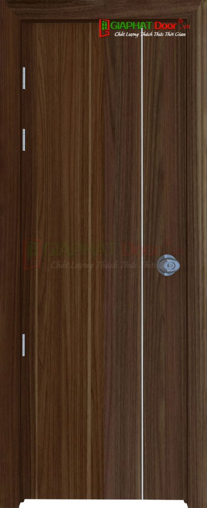 Cửa gỗ công nghiệp MDF Laminate P1R111