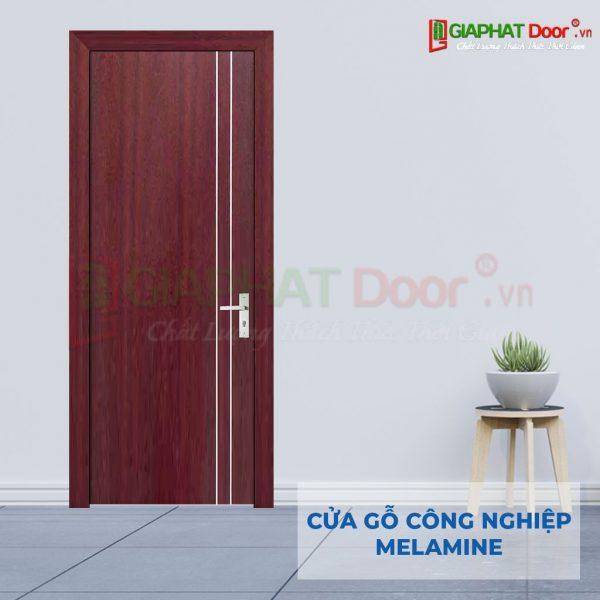 Cửa gỗ công nghiệp MDF Melamine P2G1