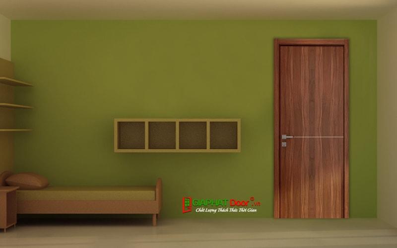 Cửa gỗ laminate là gì