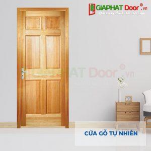 Cửa gỗ tự nhiên 6A Ash sang