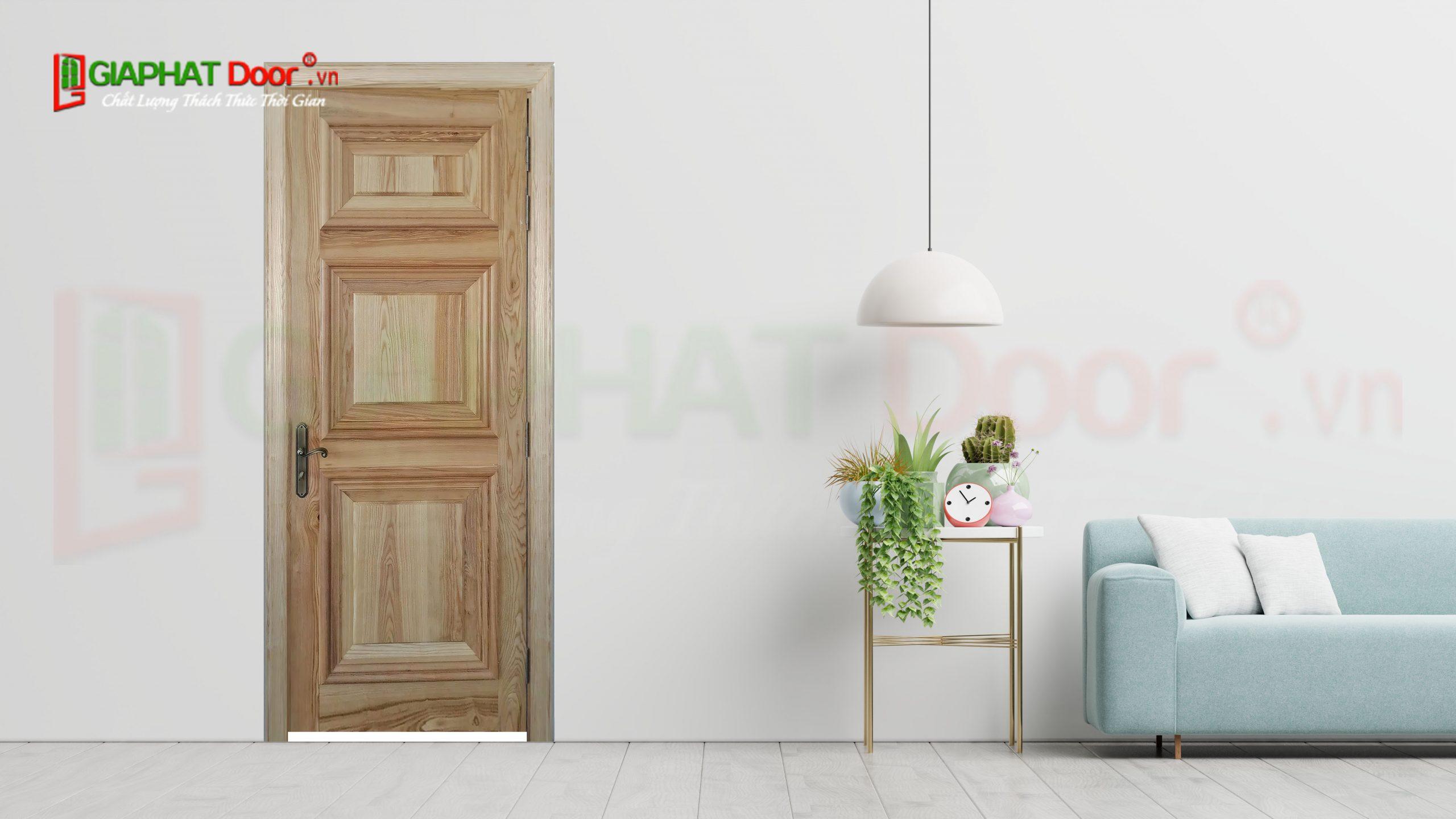 Mẫu cửa với phong cách thiết kế cổ điển