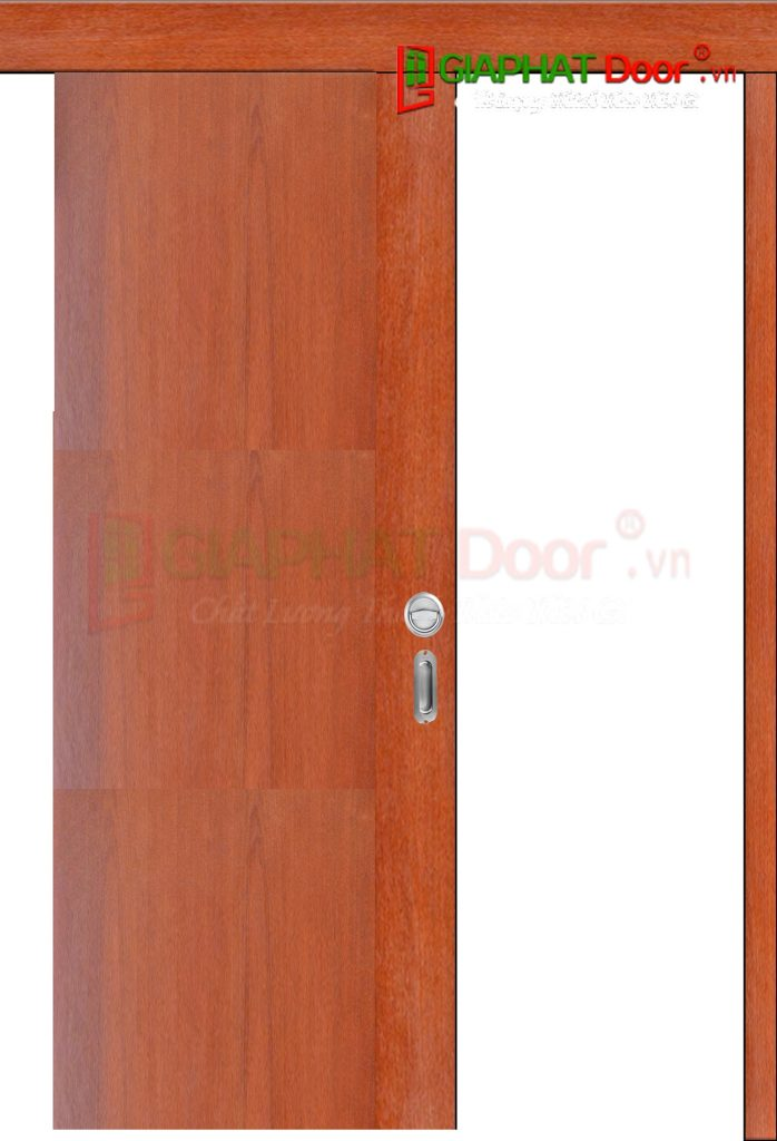 Cửa gỗ công nghiệp MDF Veneer P1-4