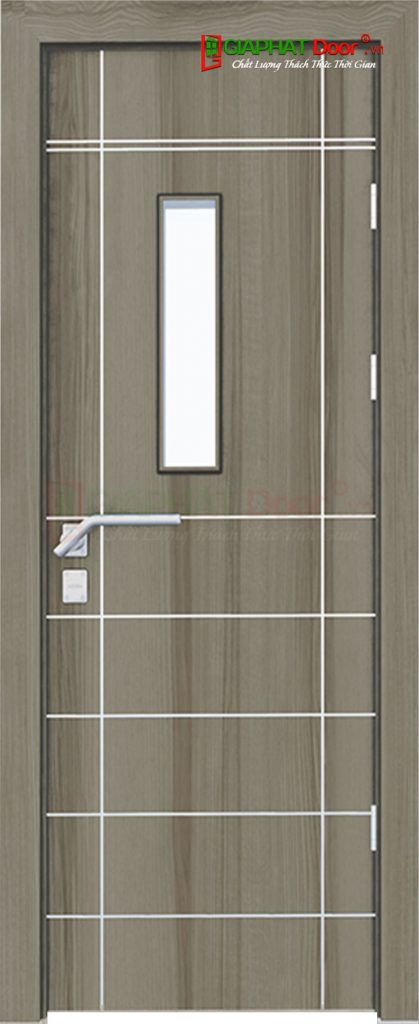 Cửa Gỗ Giá Rẻ composite SGD 26CSG1s