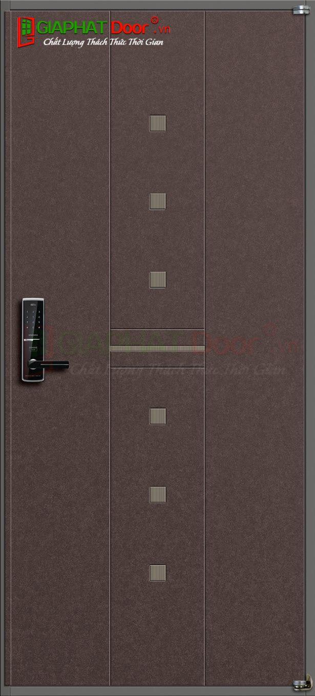 CỬA THÉP HÀN QUỐC GH-656-R