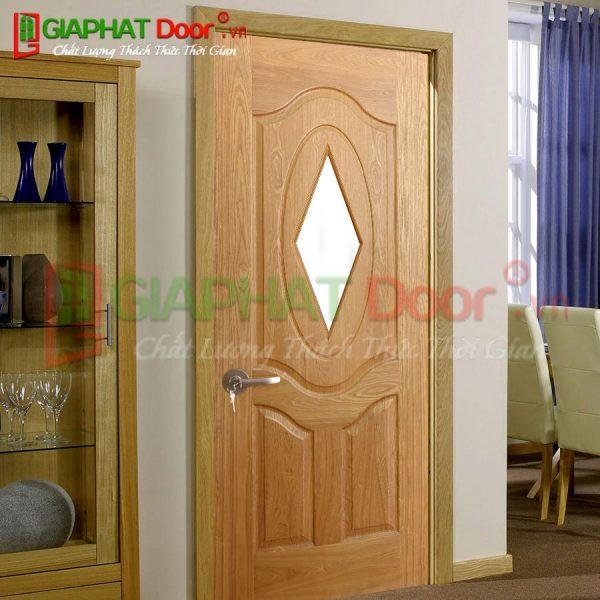 Cửa gỗ công nghiệp HDF Veneer GPD 3B.GO-ASK