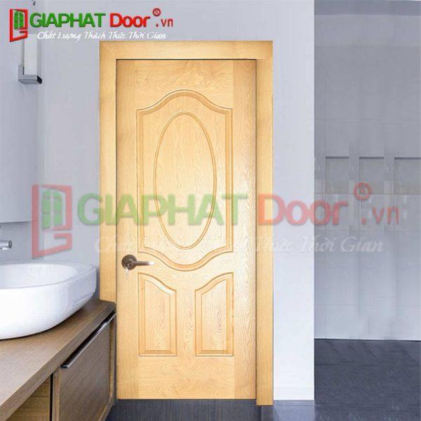 Cửa gỗ công nghiệp HDF Veneer GPD 3BO-ASK