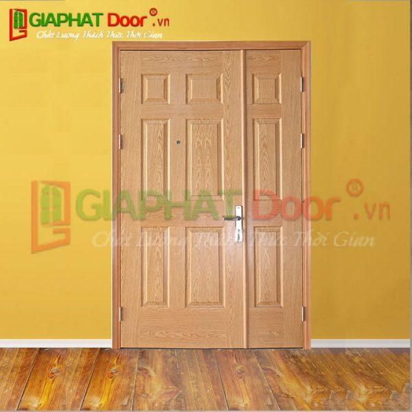 Cửa gỗ công nghiệp HDF Veneer GPD MBC.6A-ASK