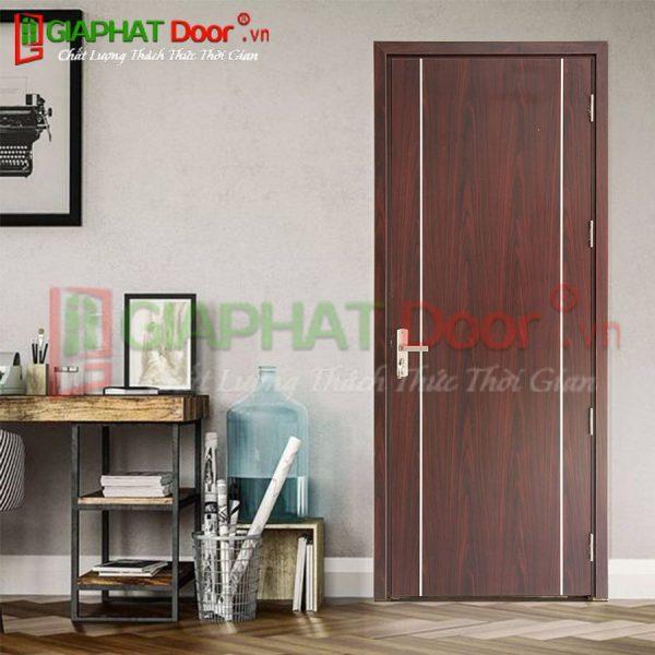 Cửa gỗ công nghiệp HDF Veneer GPD MP1R2-CAM XE