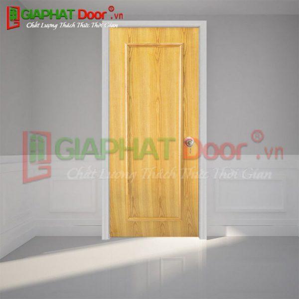 Cửa gỗ công nghiệp HDF Veneer GPD V1B-ASK