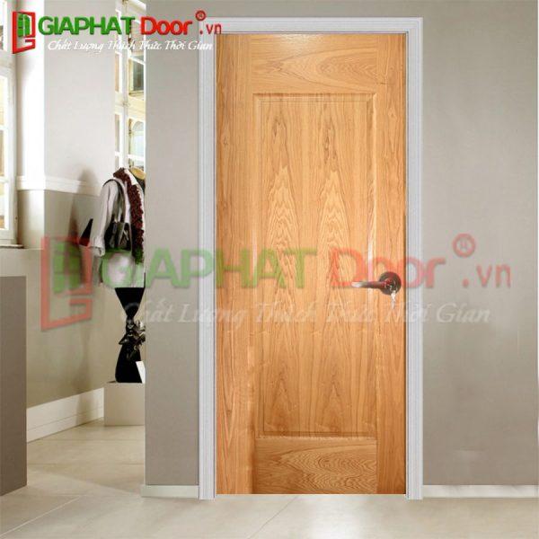 Cửa gỗ công nghiệp HDF Veneer GPD V1B-Ash