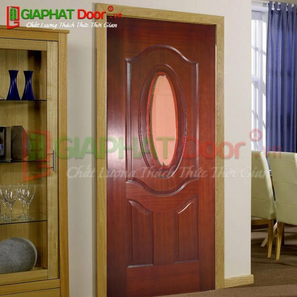 Cửa gỗ công nghiệp HDF Veneer GPD V3GO- XOANDAO