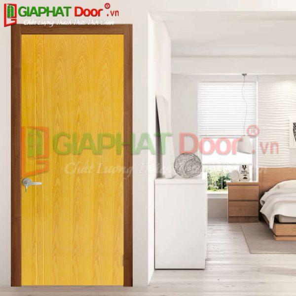 Cửa gỗ công nghiệp HDF Veneer GPD VP1R2-ASK