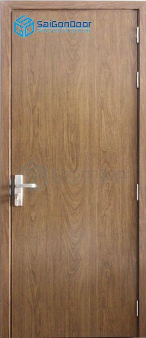 Cửa Nhựa Gỗ SungYu GPD LX.P1-LX01