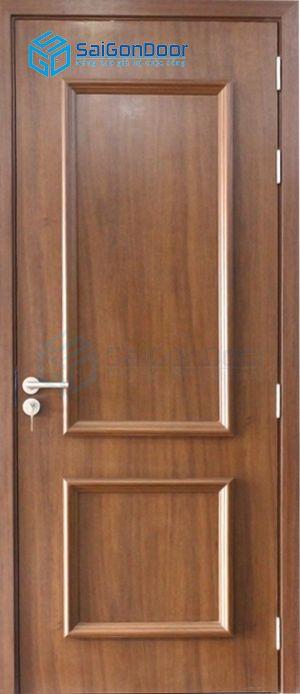 Cửa Nhựa Gỗ SungYu GPD SYB.2A-B02