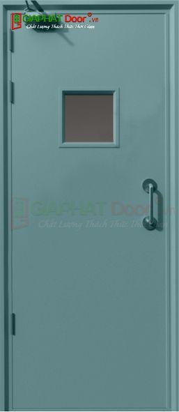 Cửa thép chống cháy TCC.P1G1-C5