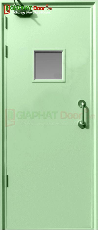 Cửa thép chống cháy TCC.P1G1-C6