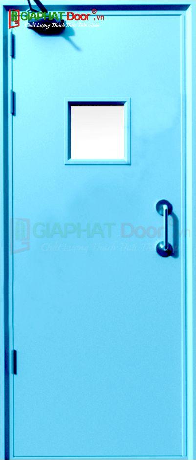 Cửa thép chống cháy TCC.P1G1-C7