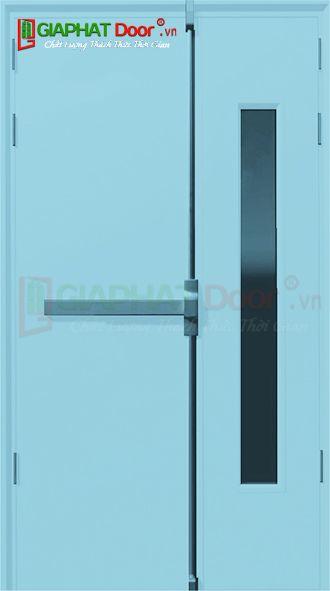 Cửa thép chống cháy TCC.P1G1B-C7