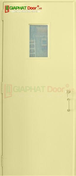 Cửa thép chống cháy TCC.P1G1b.-1-C2