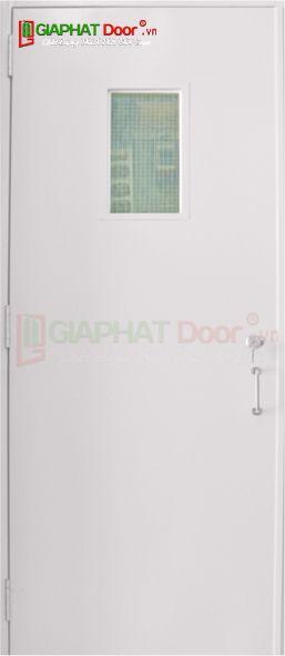 Cửa thép chống cháy TCC.P1G1b.-1-C4
