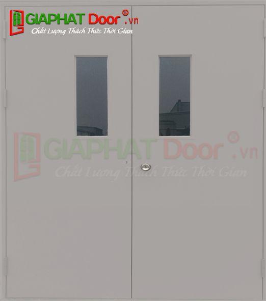 Cửa thép chống cháy TCC.P3G2-C3