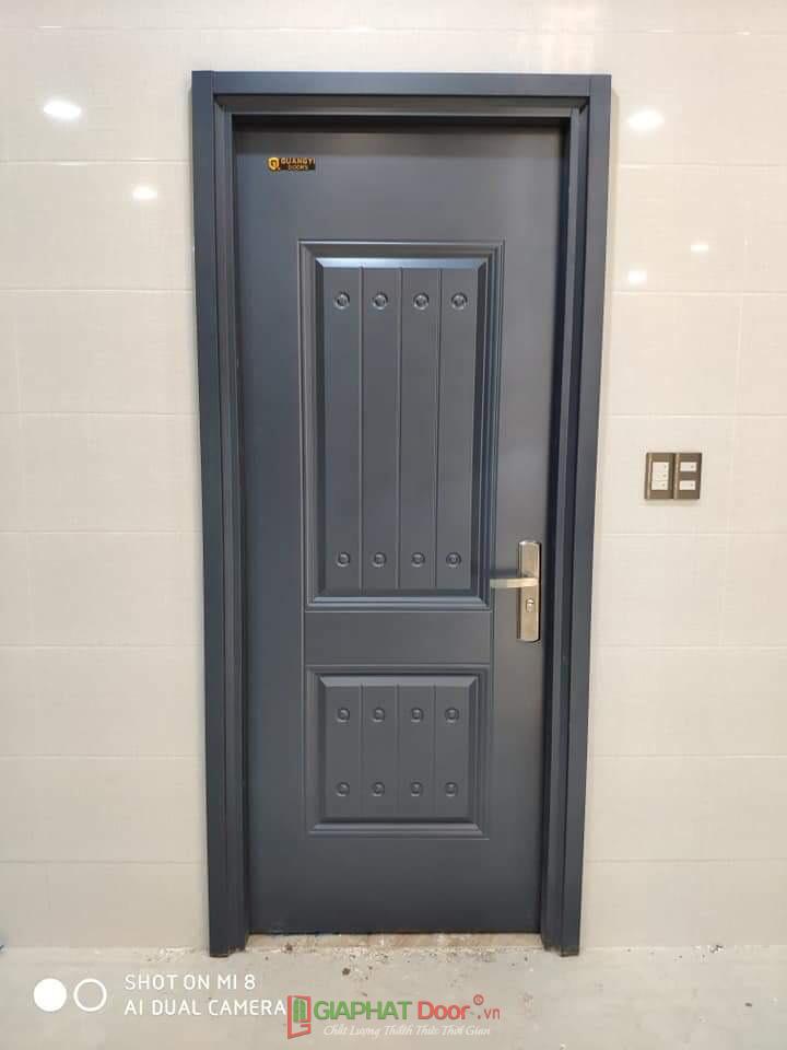 Mẫu cửa thép chống cháy bền giá tốt nhất tại Gia Phát Door