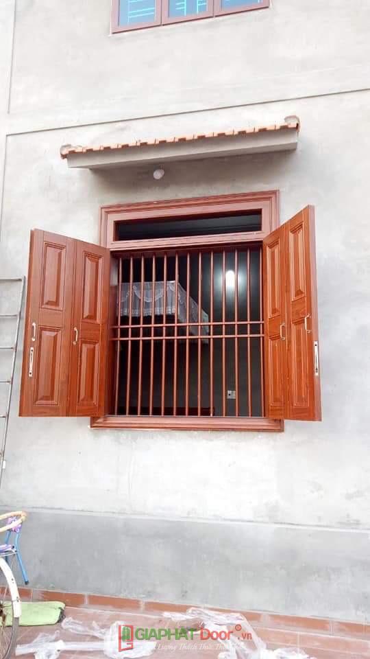 Gia Phát cung cấp dịch vụ thi công mẫu cửa thép chống cháy bền uy tín