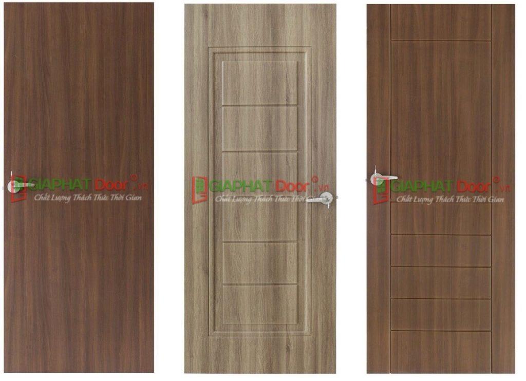 Mẫu cửa nhựa giản gỗ mới tại Gia Phát Door