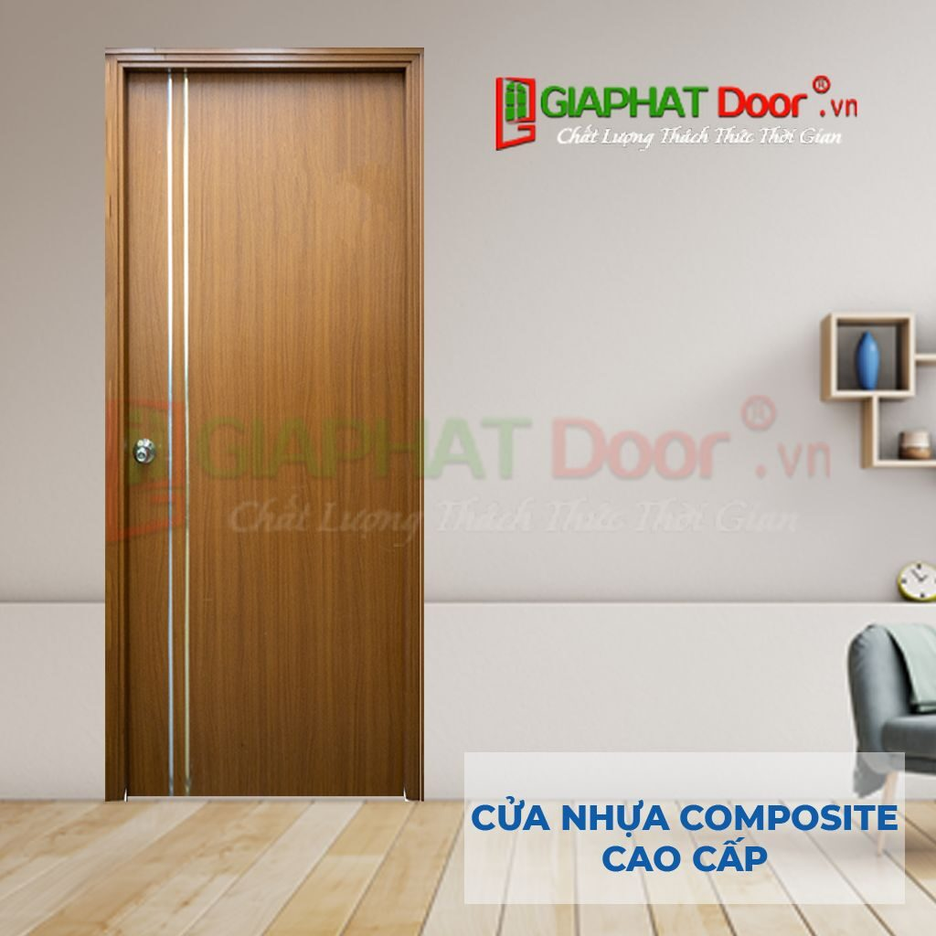 Phụ kiện đi kèm với cửa nhưa gỗ composite