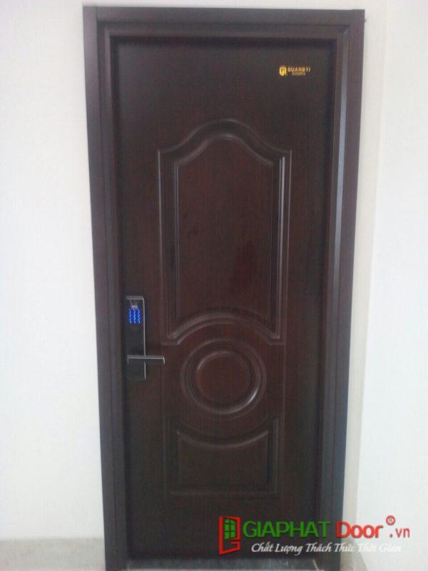 cửa thép vân gỗ SGD 21