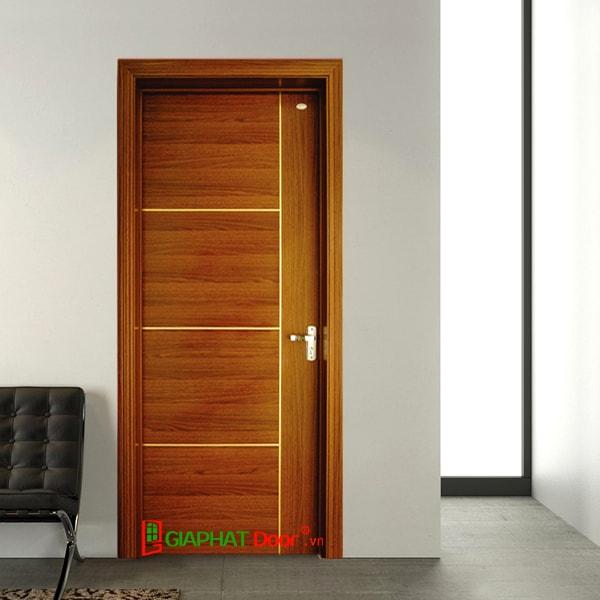 Cửa gỗ công nghiệp MDF phủ Veneer