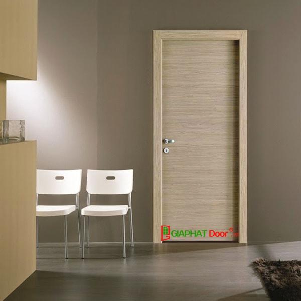 Các mẫu cửa gỗ phòng ngủ MDF Melamine đẹp 2020