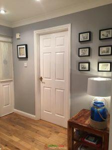 cửa gỗ phòng ngủ hiện đại