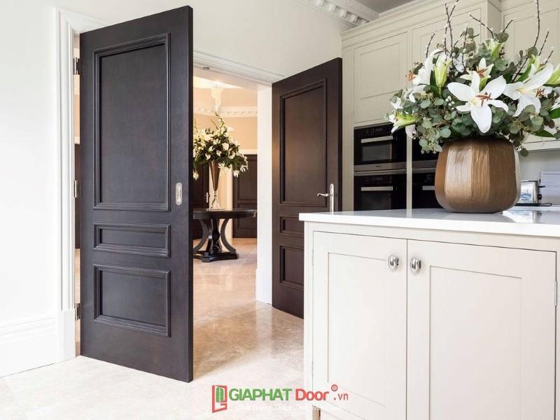 cửa gỗ phòng ngủ hiện đại chất lượng