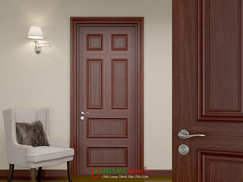 cửa gỗ tự nhiên cao cấp đẹp rẻ