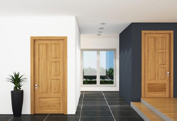 Các mẫu cửa gỗ cao cấp loại sồi