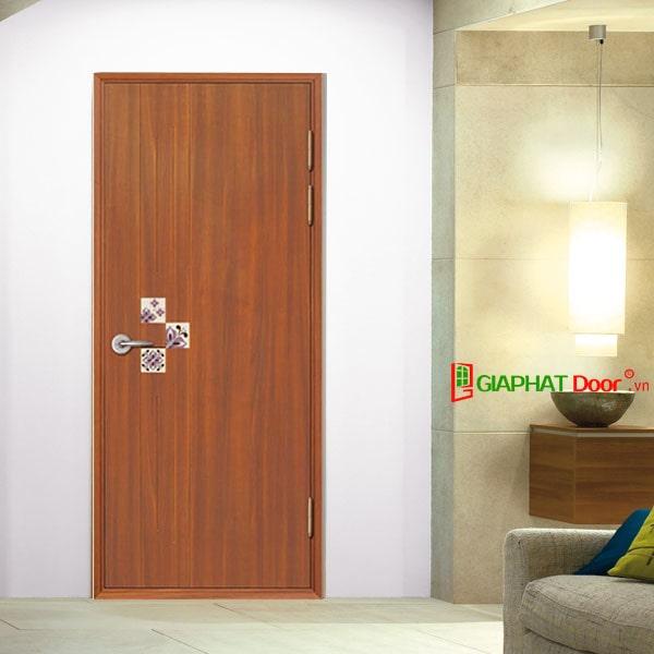 mẫu cửa nhựa ABS Hàn Quốc dùng cho phòng ngủ