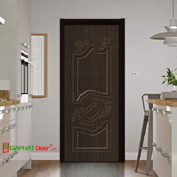 Mẫu cửa nhựa gỗ Composite giá rẻ