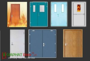 Đặc điểm của cửa thép chống cháy TPHCM ở đâu