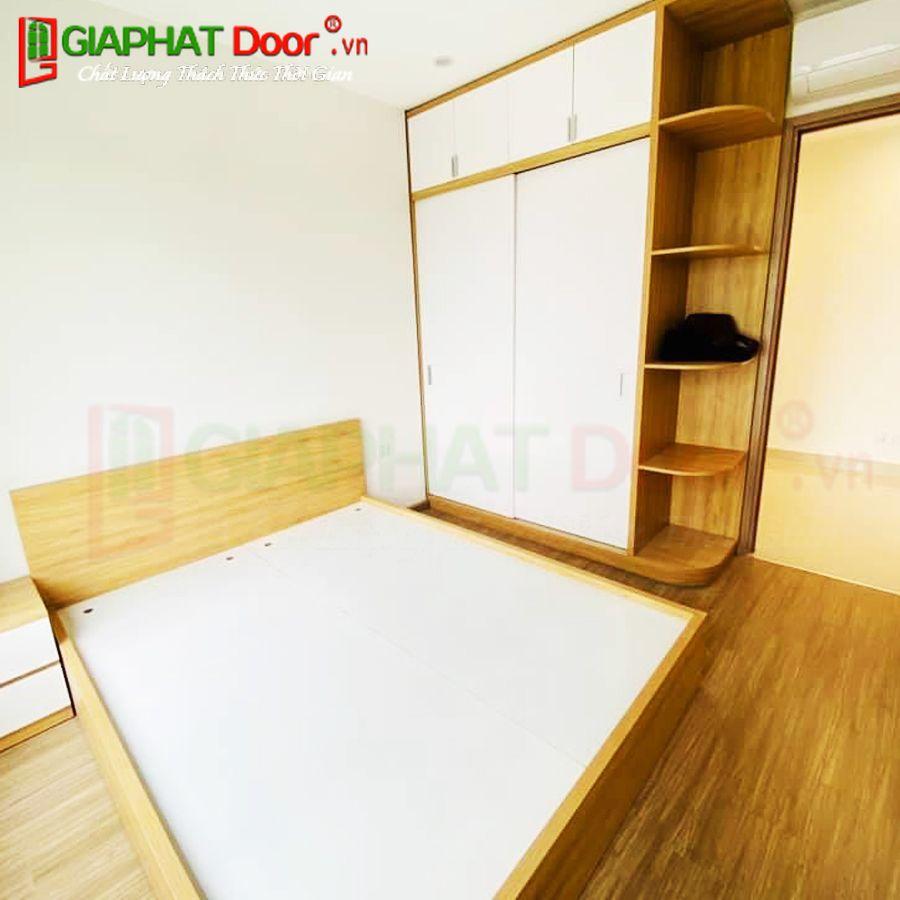 Giường ngủ GN08