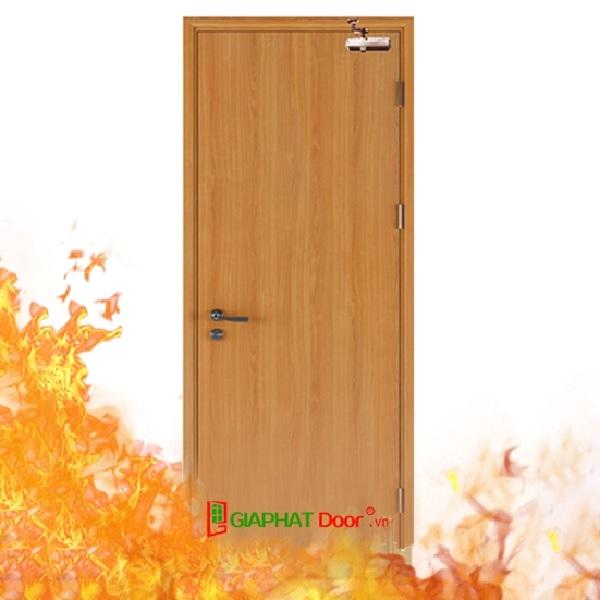 Cấu tạo cửa chống cháy, công dụng cửa an toàn chống cháy là gì?