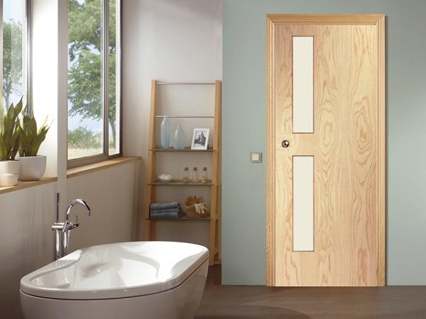 Theo phong thủy, kích thước cửa nhà vệ sinh phù hợp sẽ mang đến tài lộc